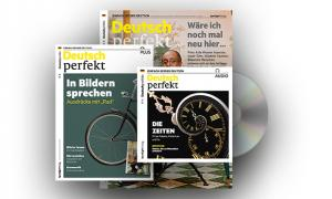 Learning German – with Deutsch perfekt