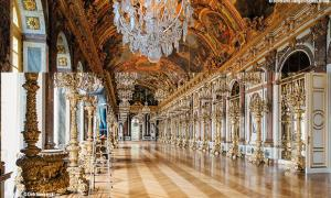 Versailles vs. Herrenchiemsee